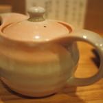 大喜多 - 蕎麦湯