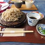 雲火焼展示館 桃井ミュージアム - 料理写真:よしえさんの手打ちそば