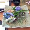 植木 - 料理写真:うな重の「前菜」で、もずくがおいしかった