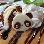 28790828 - パンダちゃんホットケーキのチョコレート