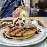 28790829 - パンダちゃんホットケーキ
