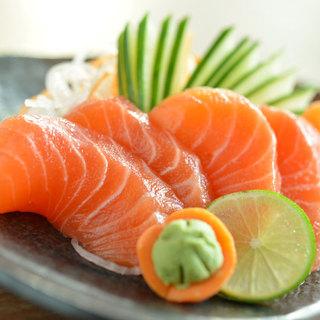 京都卸売市場より毎日仕入れる新鮮な魚!