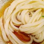 28793340 - ガシっとした讃岐の麺。
