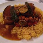 モロッコ料理カサブランカ - クスクス