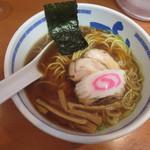 たけちゃんにぼしらーめん - ラーメン 700円