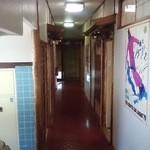 蔵王温泉吉田屋 - 廊下