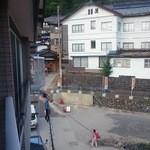 蔵王温泉吉田屋 - お部屋からの眺め