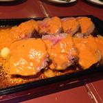 28798948 - イベリコ豚のベジョータの厚切りステーキ
