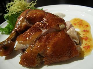 文菜華 - 地鶏の5種香辛料の香り丸揚げ