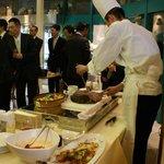 レストラン ル・ブラン - 1Fでの立食パーティー