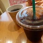 緑の豆 - ドリップ&水出しアイスコーヒー