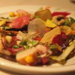 28801973 - [前菜]アルカナイズ・スペシャリテ 大自然・伊豆の輝き60種類以上のお野菜を色々な調理法で