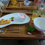 鐵屋+cafe - デザート