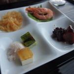 中国料理 カリュウ - 前菜の盛り合わせ