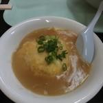 五円安 - 天津飯(ミニ?)味は良かったです。