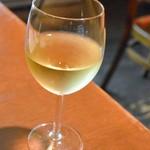 バロッコ - グラスの白 ヴィジョン フランス 500円ボトル 3000円