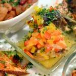 バロッコ - 秋刀魚のエスカベッシュ