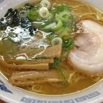 麺屋 ささき - ラーメン+チャーハン(小) 900円