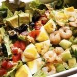ハワイの食卓コブサラダ