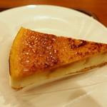 カフェ・ド・クリエ - ブリュレチーズケーキ