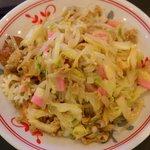 江山楼 浦上店 - 上皿うどん(太麺):1000円はアンもちょっと違います