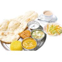 インド料理 マナカマナ - 2種類のカレーが選べる人気のセット