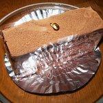 プランタン - チョコケーキ