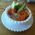 エミュー - ランチセットのサラダ☆