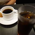 亜麺坊 - 朝定食の飲み物~♪