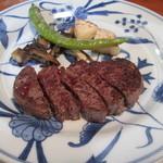 カフェ&鉄板レストラン 藤川 - ステーキアップ