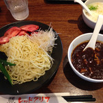 レッドクリフ - 麻婆つけ麺