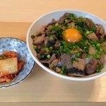 JIRO - ホルモン丼ぶり
