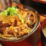 28814716 - 爆肉飯(鶏)680円