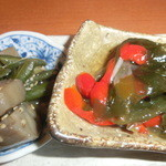 焼き鳥と野菜串のCOCOZO - お通し