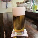BEER HOUSE 福舎 - スーパードライ 専用グラス(420ml)