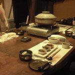 Ryoutei - 2500円のコースで満足です!