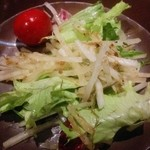 白木屋 - 磯風味の大根サラダ♪