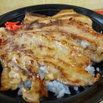 どん亭 - ザ・昭和の焼肉ライス