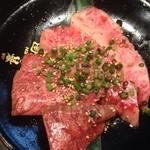 焼肉 清香園 - 上カルビ