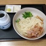 うどんの花里 - ぶっかけうどん(400円)