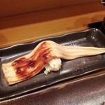 Tsukijikagurazushi - おきまりの穴子