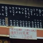 28823812 - 肉メニュー