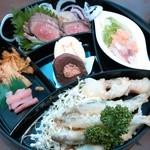 おいちゃん - 本日の弁当ランチ(800円)