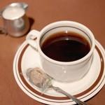 伊右衛門サロン - コーヒー (410円)  '14 4月下旬