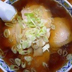 ミーコック - 料理写真:チャーシュー麺¥630