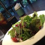 T+ - サラダ