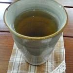 オーガニックカフェ チャント - ビワの葉茶