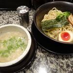 神虎 - つけ麺(塩)