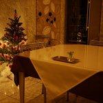 ビストロ キフキフ - クリスマスツリー