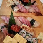 天狗鮨 - おまかせ寿司